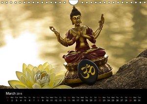 SPIRIT OF ZEN Happiness (Wall Calendar 2015 DIN A4 Landscape)