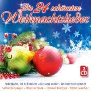 Die 24 schönsten Weihnachtslieder