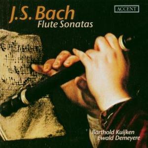 Flötensonaten BWV 1030/1032-1035