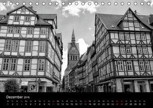 Willkommen in Hannover (Tischkalender 2016 DIN A5 quer)