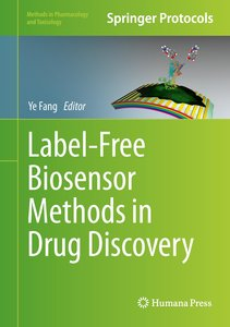 Label-Free Biosensor Methods in Drug Discovery