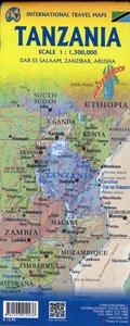 Tanzania 1 : 1 370 000