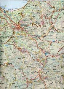 KuF Italien Regionalkarte 16. Sardinien 1 : 200 000