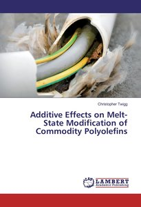 Additive Effects on Melt-State Modification of Commodity Polyole