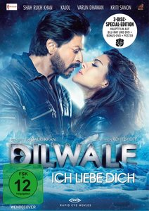 Dilwale (3 Disc Limitierte Spe