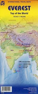 Everest Travel Ref Map 1 : 100 000