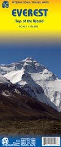 Everest Travel Ref Map 1 : 100 000