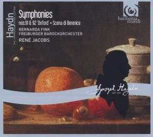 Sinfonien 91 & 92/Berenice