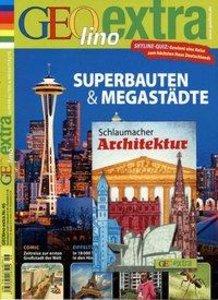 GEOlino extra Superbauten & Megastädte inkl. DVD