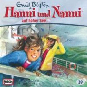 Hanni und Nanni 39 auf hoher See
