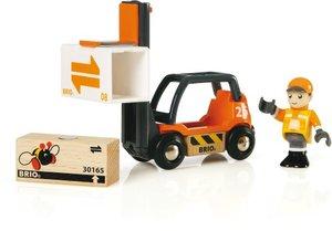 Brio 33573 - Gabelstapler