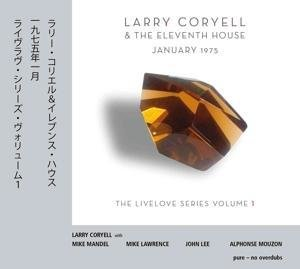January 1975-Livelove Series Vol.1
