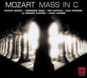 Messe c-moll/Maurerische Trauermusik