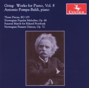 Die Klavierwerke Vol.8