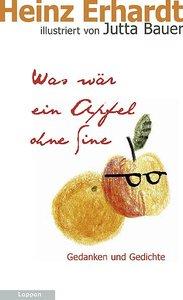 Was wär ein Apfel ohne -sine?