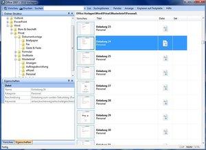 10.000 Office Vorlagen (Word, Excel, Outlook, PowerPoint)