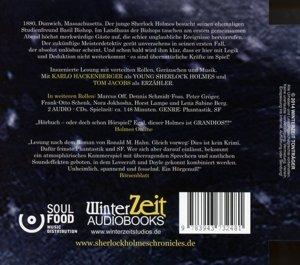 Sherlock Holmes Phantastik 01. Die unsichtbare Wand
