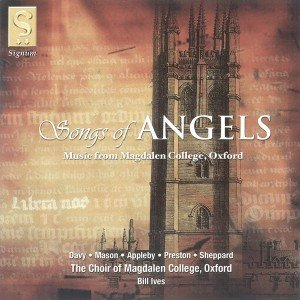 Songs Of Angels-Musik Aus Dem Magdalen