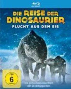 Die Reise Der Dinosaurier-Flucht Aus Dem Eis