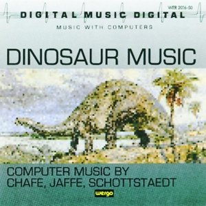 Dinosaur Music-Computer Music by Chris Chafe,Da