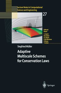 Adaptive Multiscale Schemes for Conservation Laws