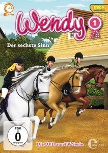 (1)DVD z.TV-Serie-Der Sechste Sinn