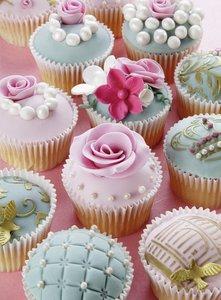 AT: Perlencupcakes, Brilliant Sonderserie 500 Teile