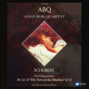 Streichquartette 10,12,14 & 15 (Live)