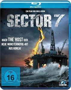 Sector 7-Blu-ray Disc