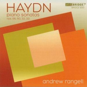 Piano Sonatas 56,50,32,33