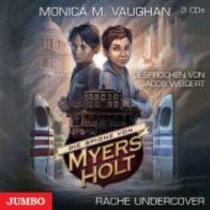 Die Spione Von Myers Holt (Rache Undercover)