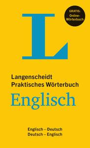 Langenscheidt Praktisches Wörterbuch Englisch