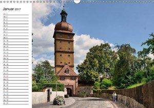 Dinkelsbühl - Ansichtssache (Wandkalender 2017 DIN A3 quer)