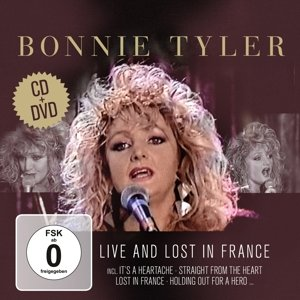Live & Lost In France.DVD+CD