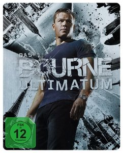 Das Bourne Ultimatum Steelbook