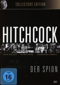 Der Spion (A.Hitchcock Collectors Edition)