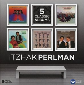 Itzhak Perlman-5 Classic Albums