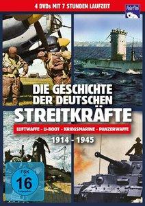 Die Geschichte der deutschen Streitkräfte 1914-1945