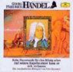 Georg Friedrich Händel. Kein Feuerwerk für den König. CD