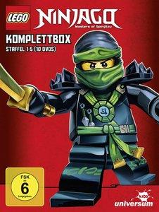 LEGO Ninjago Komplettbox (Staffel 1-5)