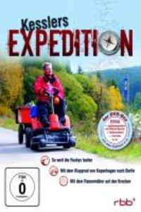 Kesslers Expedition-4 DVD Box-Vol.2