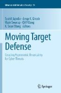 Moving Target Defense