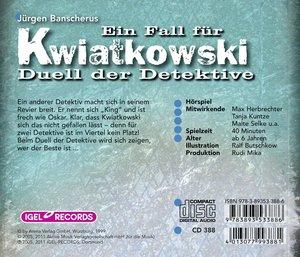 Ein Fall Für Kwiatkowski-Duell