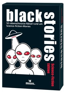 black stories - Science-Fiction Edition