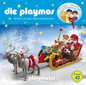 Bredel, D: Playmos 43/CD