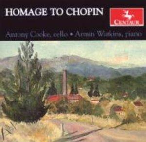 Homage to Chopin-Werke für Cello und Klavier