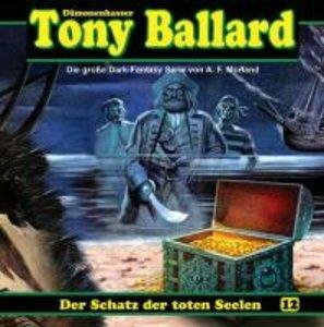 Tony Ballard 12-Der Schatz Der Toten Seelen