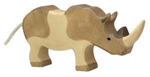 Goki 80158 - Nashorn, Holz