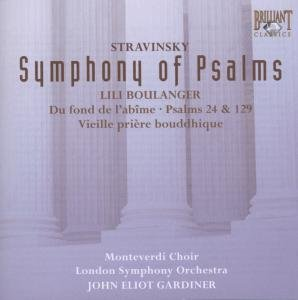 Symphony Of Psalms/+