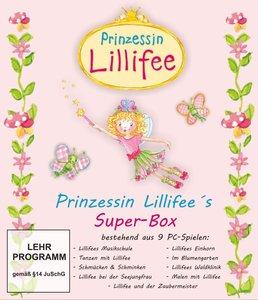 Prinzessin Lillifees Superbox - 9 tolle PC-Spiele im Paket